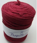 Rollo de trapillo Color Vino 4835