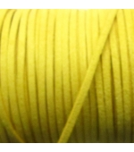 Antelina 3 x1,5mm color amarillo (precio por metro)