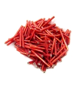 Canutillo rojo 20mm (30 gr) COSE