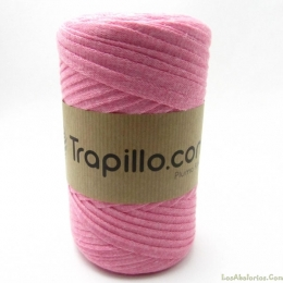 Trapillo Pluma Rosa Chicle